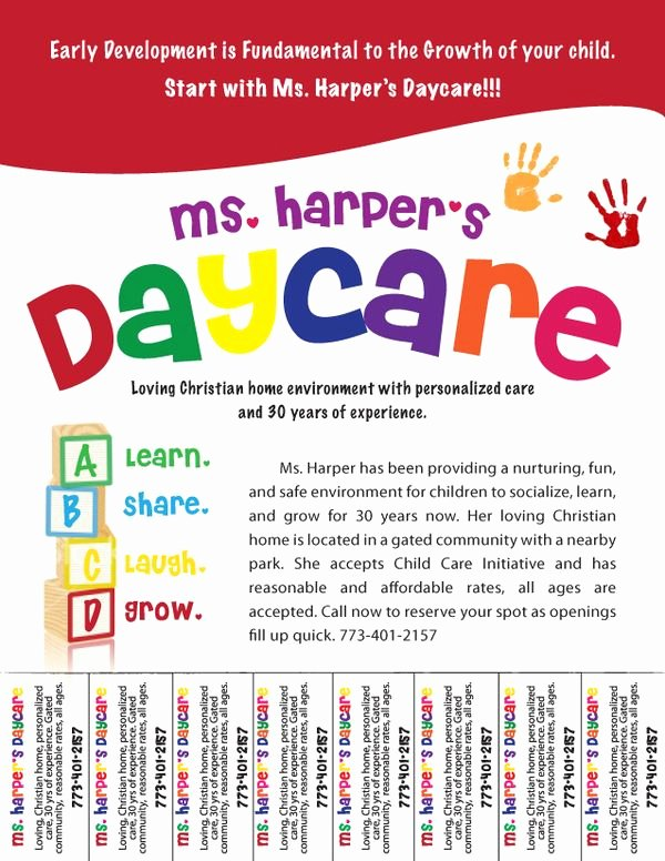 78 Best Images About Preschool Flyer Design Ideas On