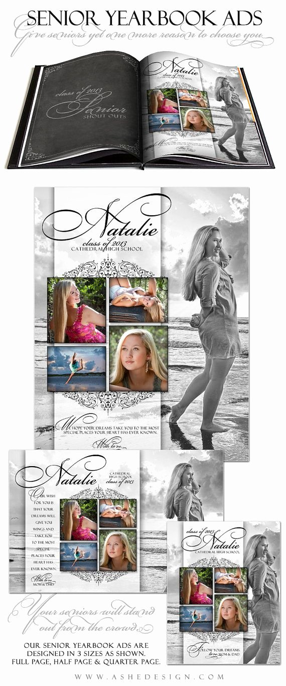 78 Best Yearbook Senior Ad Ideas Images On Pinterest