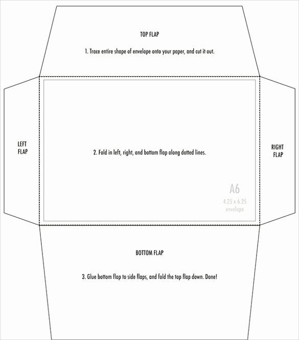 8 4×6 Envelopes