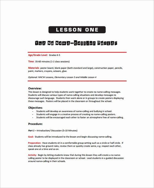 8 Art Lesson Plans