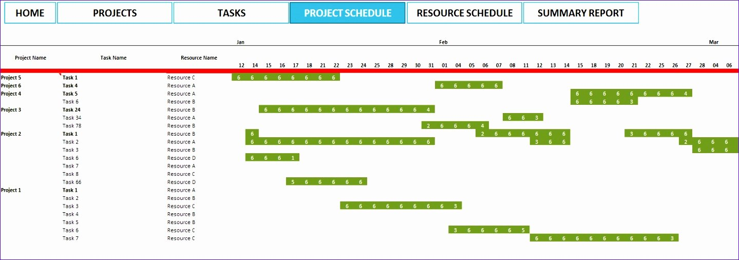 8 Best Excel Templates for Project Management
