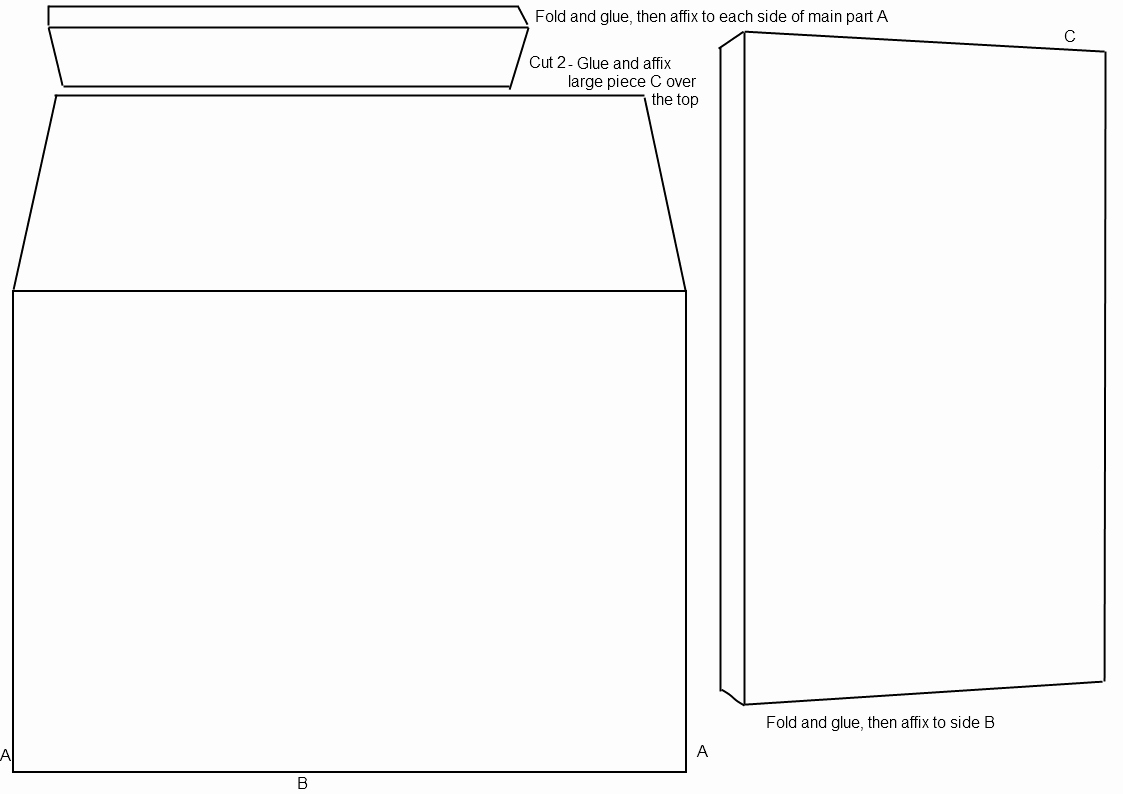 8 Best Of 5x7 Envelope Template 5x7 Envelope