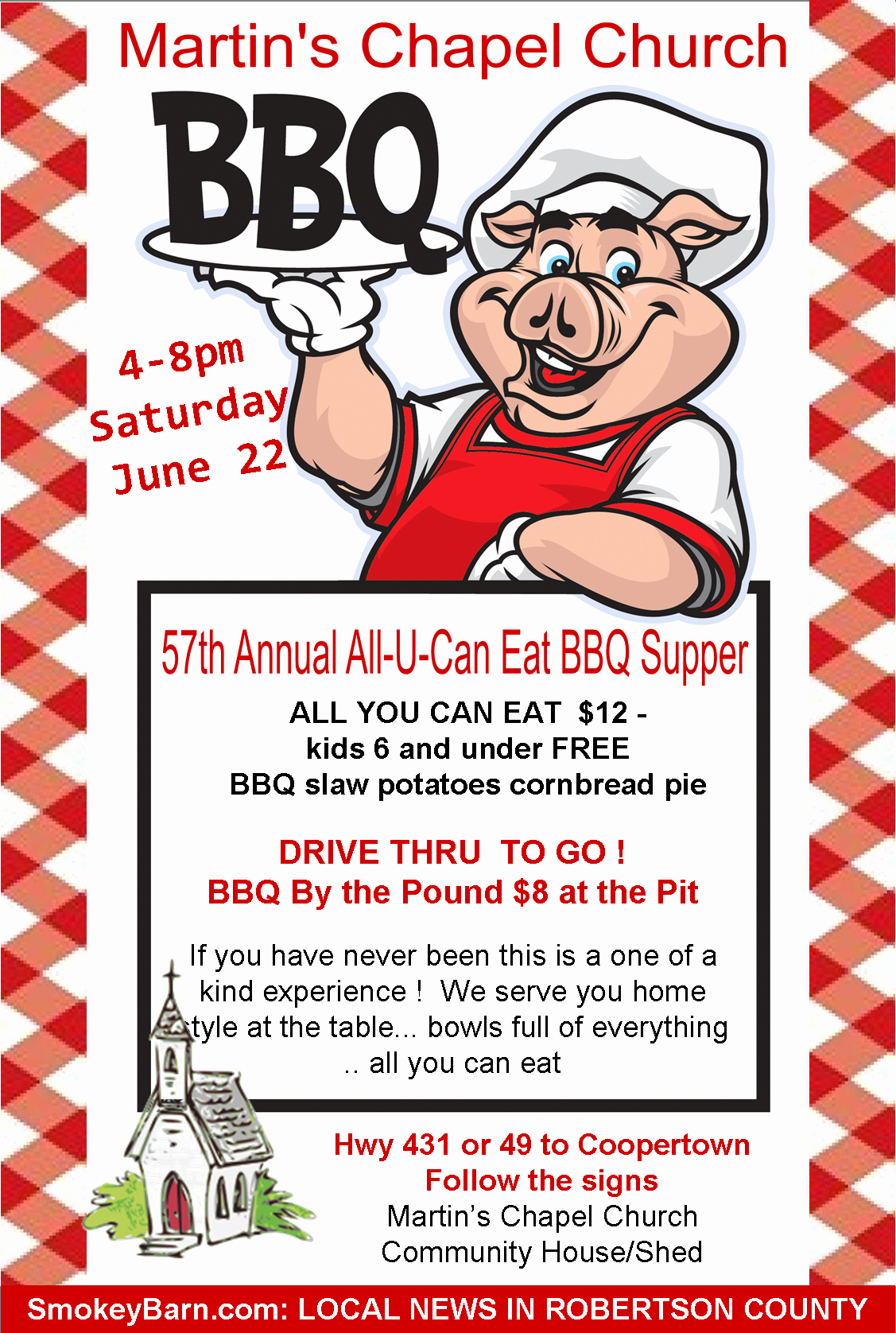 8 Best Of Bbq Flyer Free Printables Free