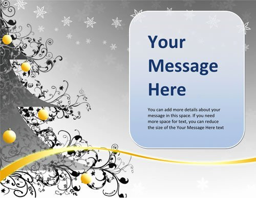 8 Best Of Christmas Invitation Template Microsoft