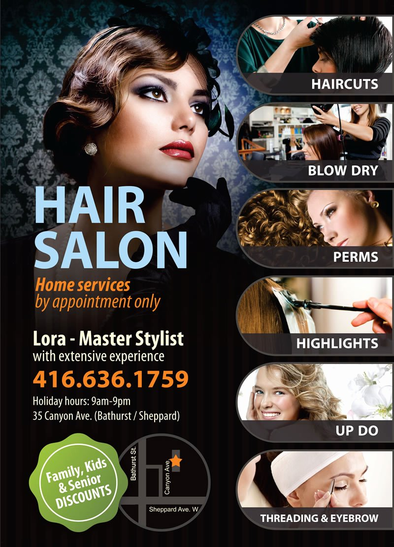 8 Best Of Create Salon Flyers Beauty Salon Flyer