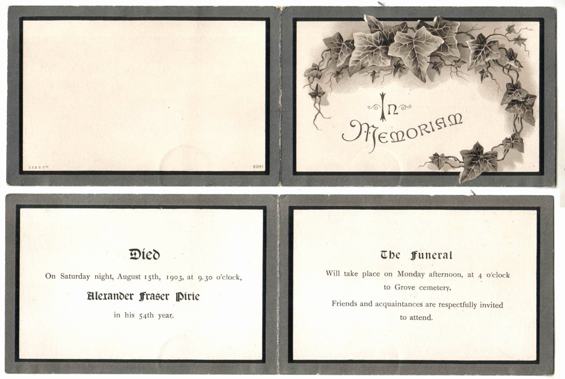 8 Best Of Free Printable Funeral Cards Free