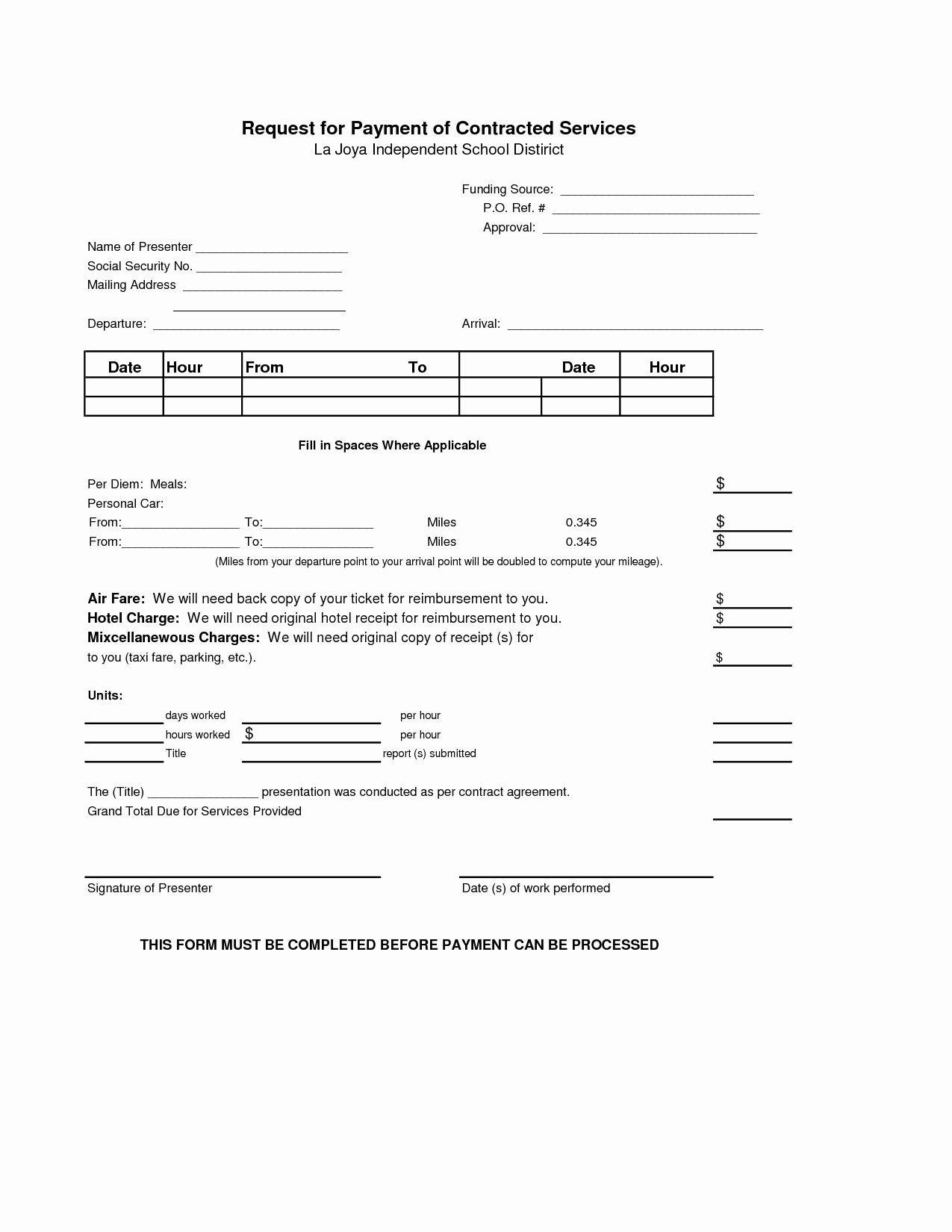 8 Best Of Installment Payment Agreement Template