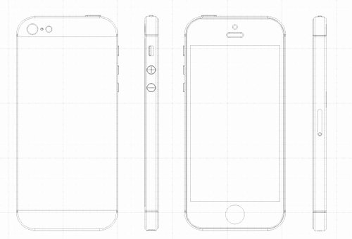 8 Best Of iPhone Design Template iPhone 6 Mockup