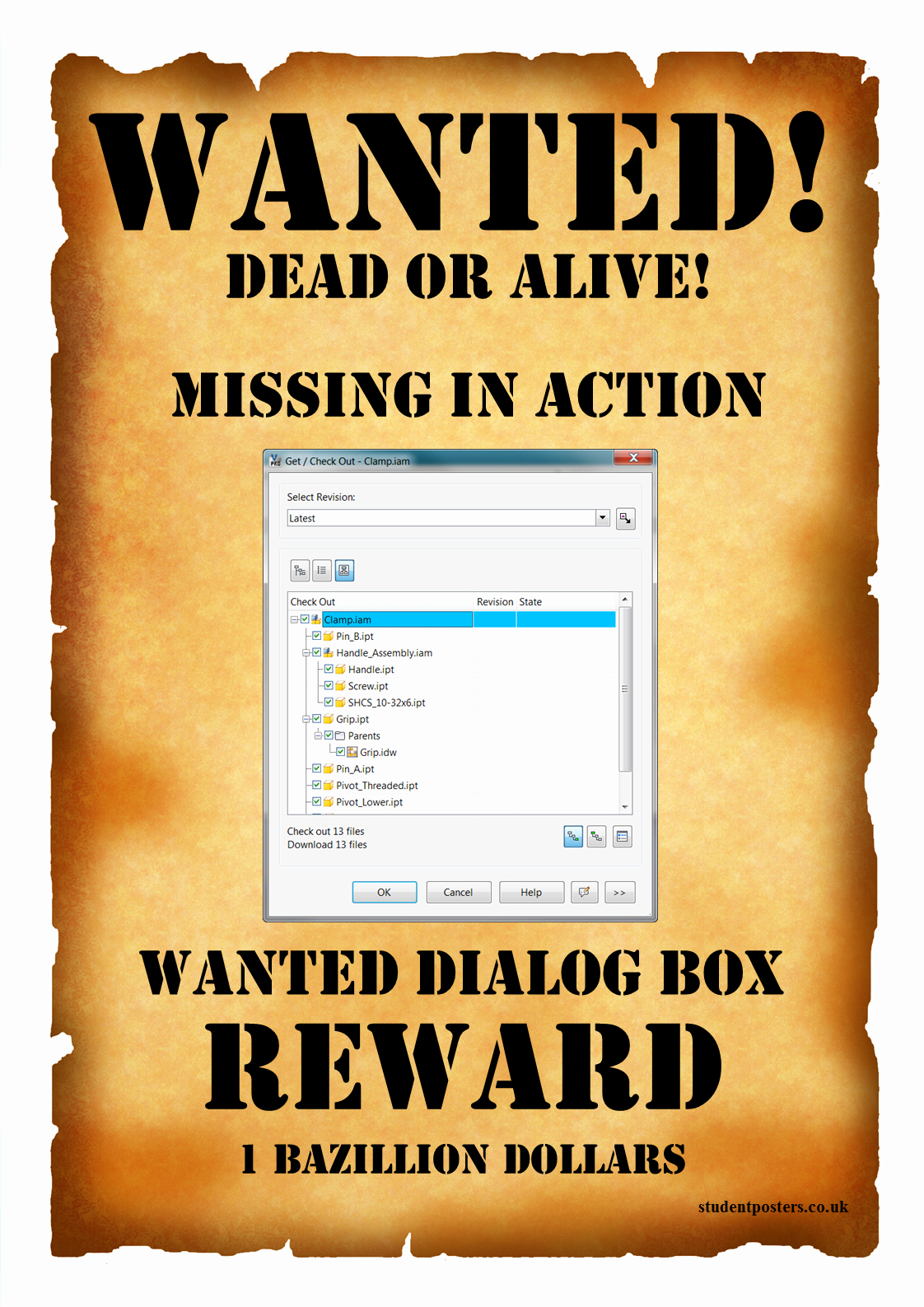 post old west wanted poster template
