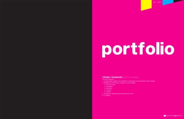 8 Best Of Portfolio Cover Page Portfolio Cover