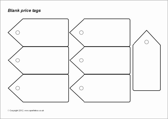 8 Best Of Price Tags Printable Coloring Pages