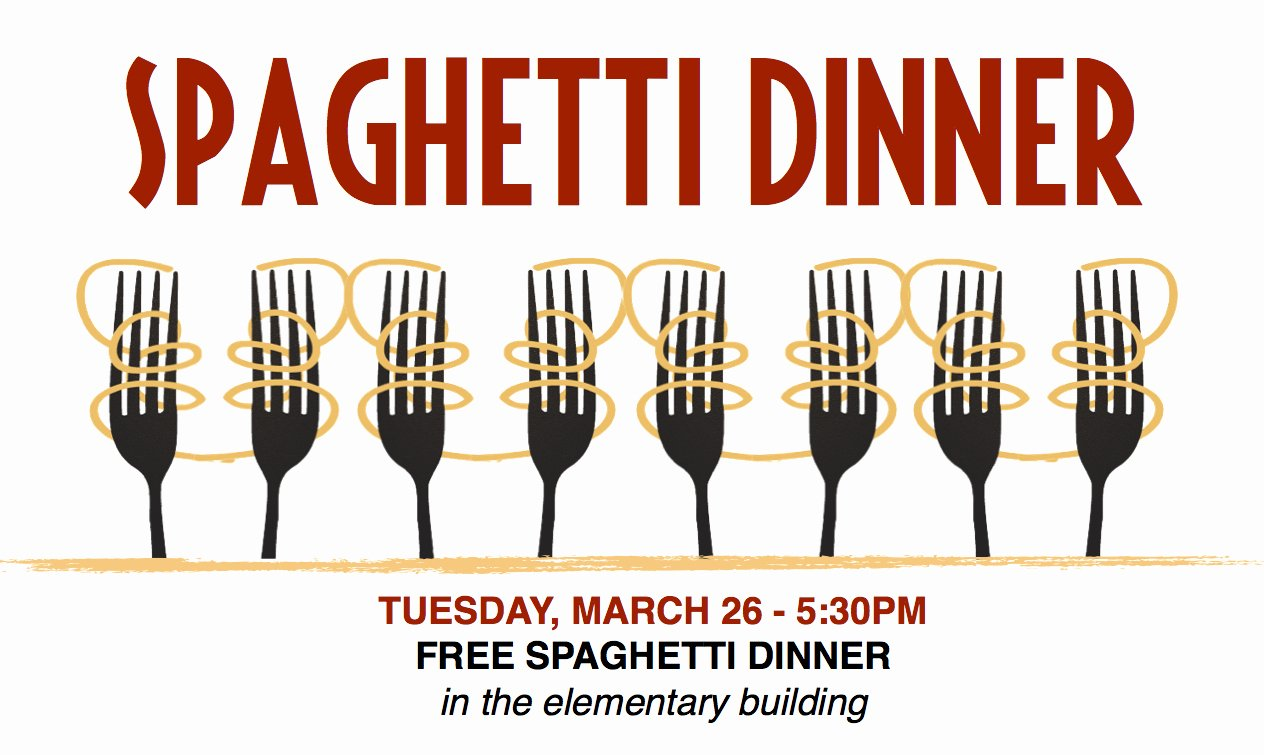 8 Best Of Spaghetti Dinner Fundraiser Ticket