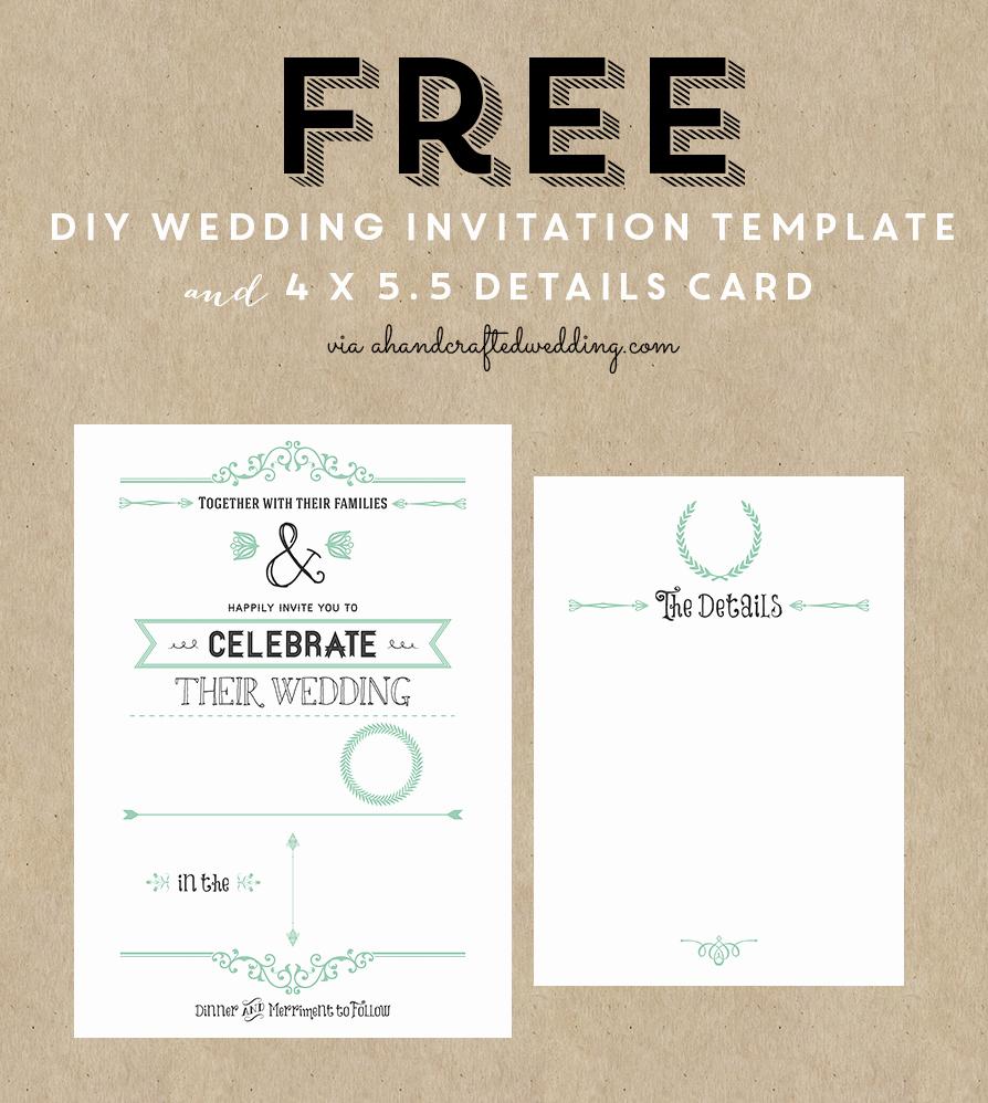 8 Best Of Wedding Program Template Free Printable