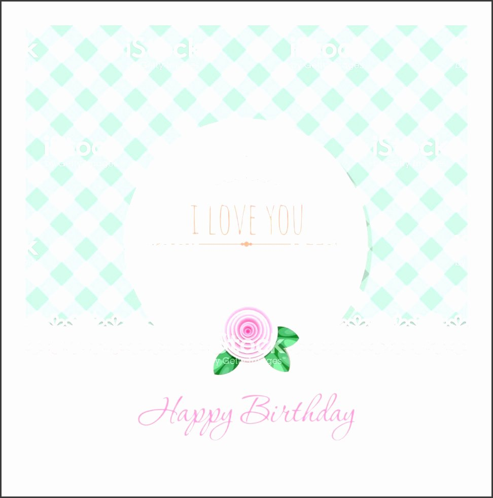 8 Birthday Greeting Card Template Sampletemplatess