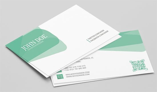 8 Business Card Templates Word Excel Pdf Templates