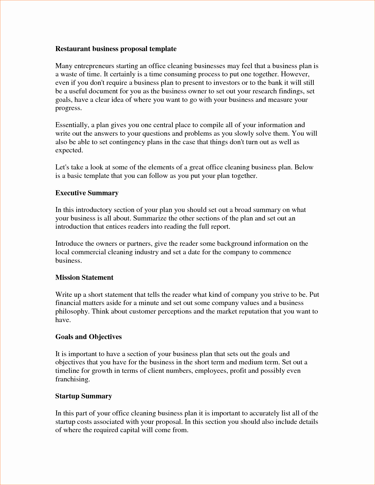 8 Business Proposal Examples