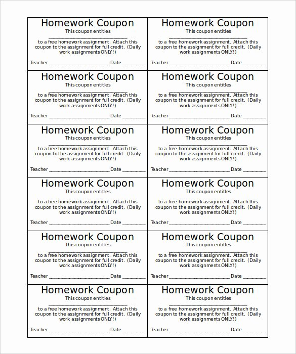 8 Coupon Template Doc Excel Pdf Ai Illustrator