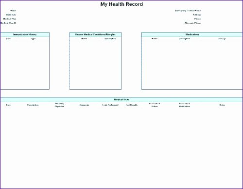 8 Food Diary Template Excel Exceltemplates Exceltemplates