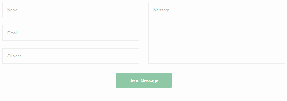 8 Free Bootstrap Contact form Templates with Validation