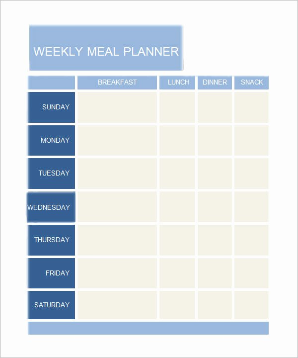 8 Free Printable Daily Planner Templates