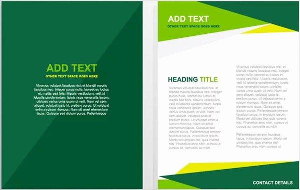 8 Golf event Brochures Design Templates