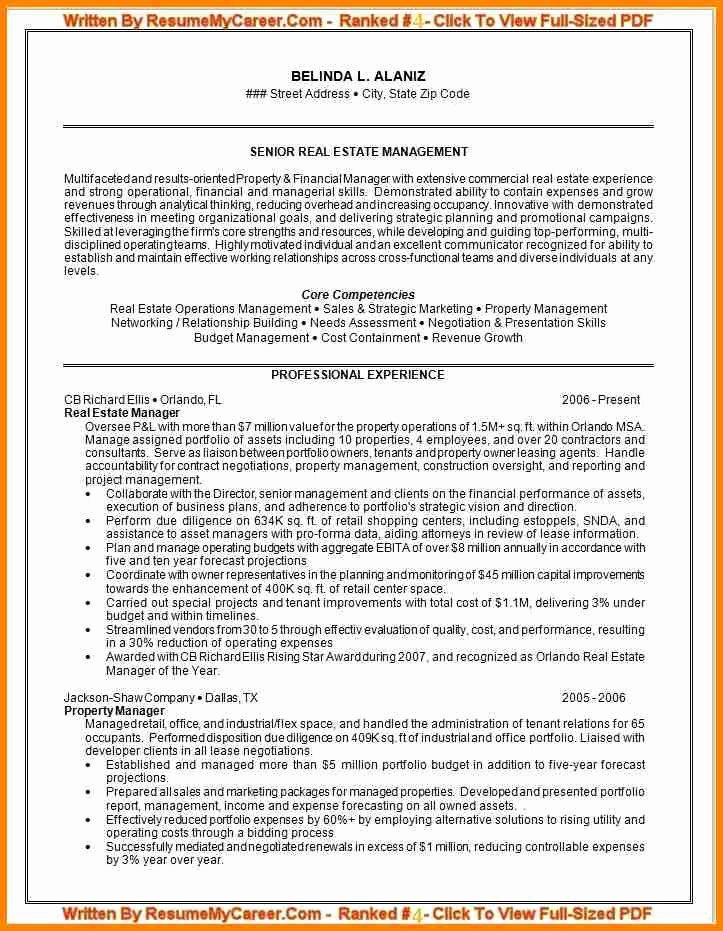 8 Good Professional Resume