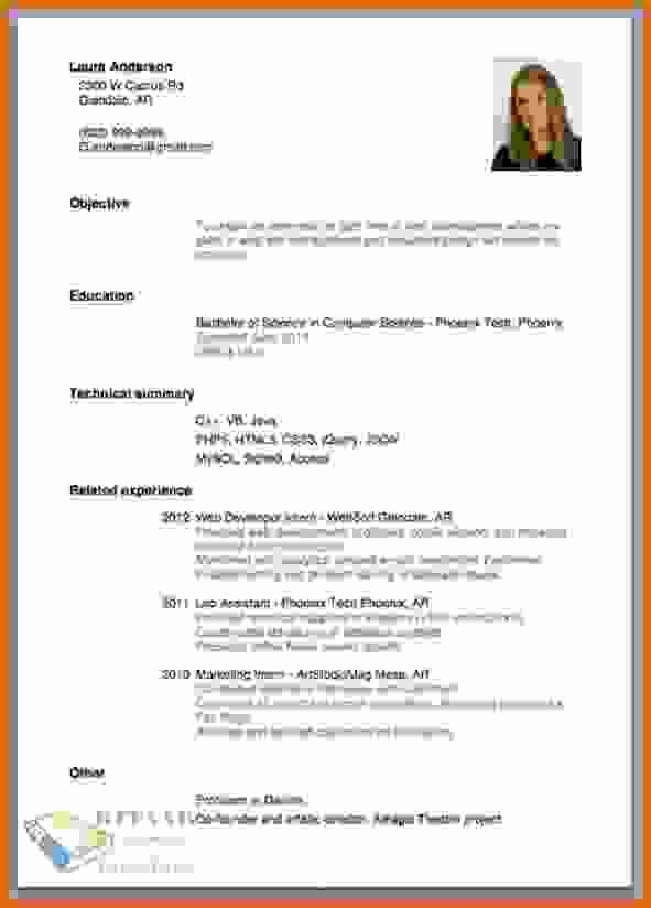 8 How to Make Professional Resume