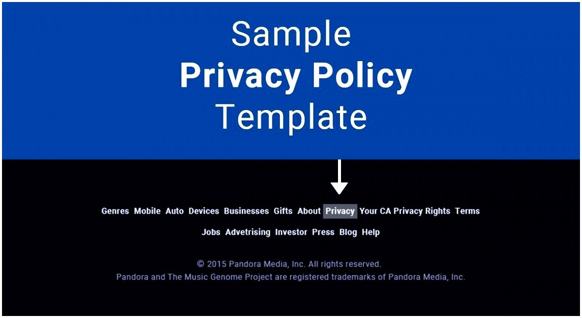 8 Information Security Policy Template for Small Business