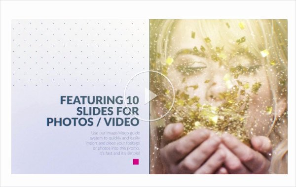 8 Magazine after Effects Templates Free & Premium
