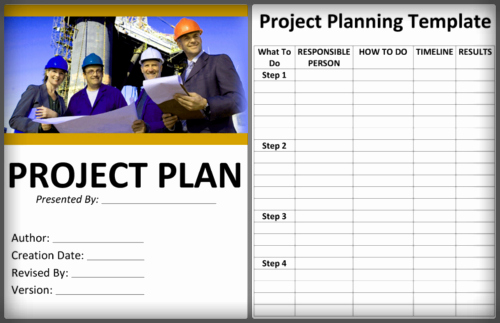 8 Project Plan Examples – Download Free Sample
