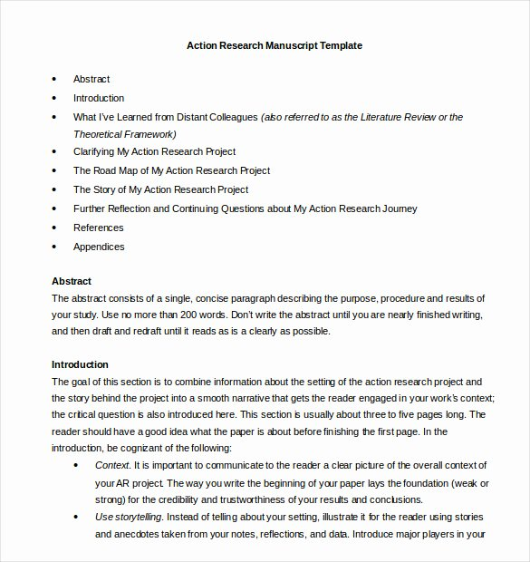 8 Research Paper Outline Templates – Free Sample Example