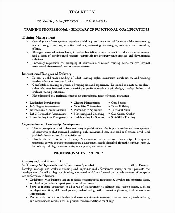 Outbound Call Center Resume