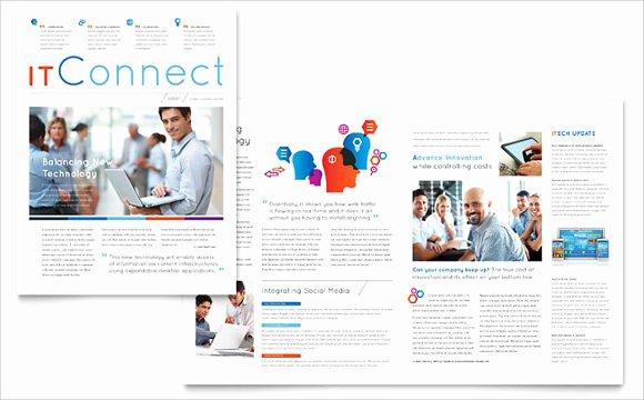 8 Sample Microsoft Newsletters