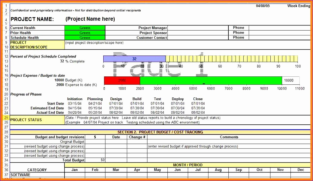 8 Testing Plan Template Excel Exceltemplates