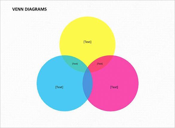 8 Venn Diagram Powerpoint Templates Free Sample