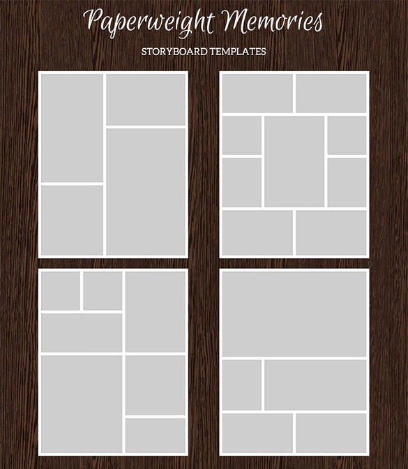 82 Storyboard Templates Pdf Ppt Doc Psd
