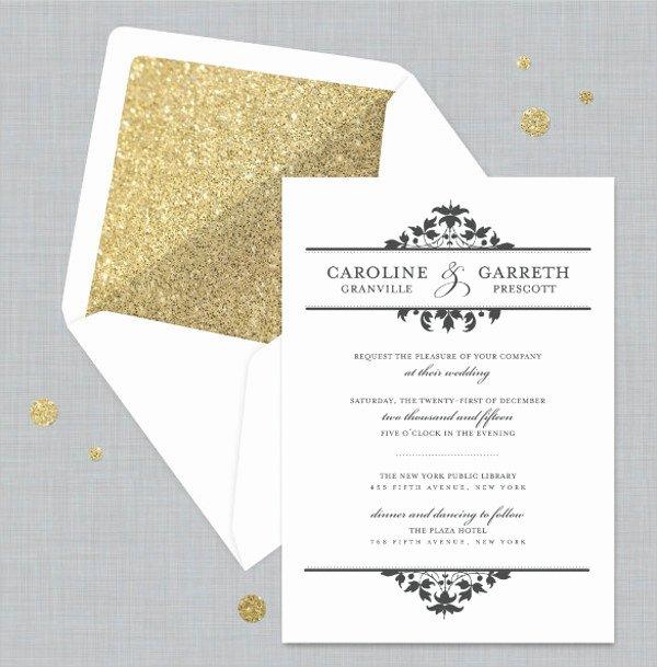 83 Invitation Cards In Psd Psd