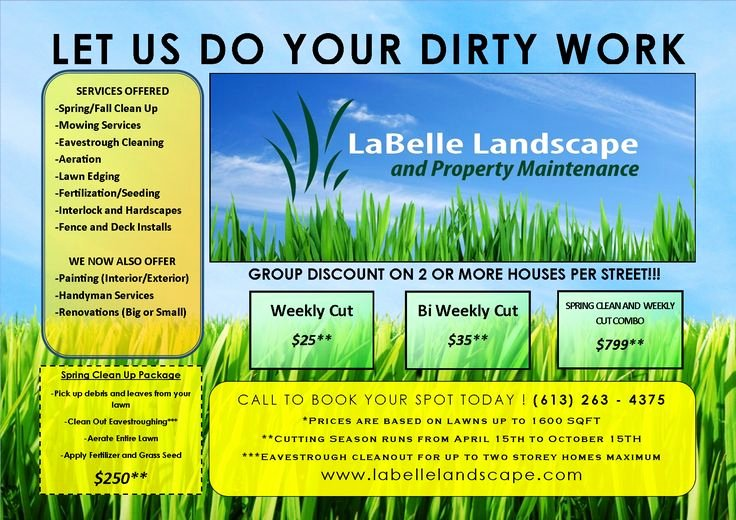 84 Best Lawn Care Business Images On Pinterest