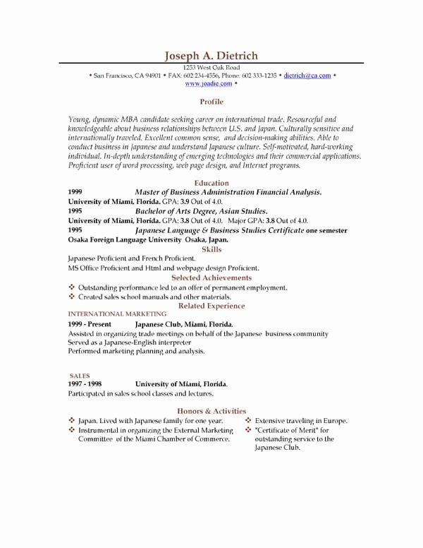 85 Free Resume Templates