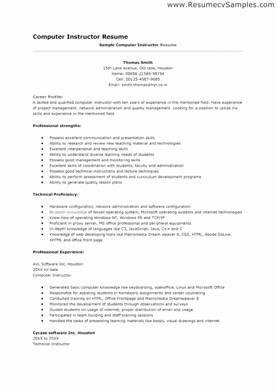 87 Appealing Simple Resume Template Word Functional Resume