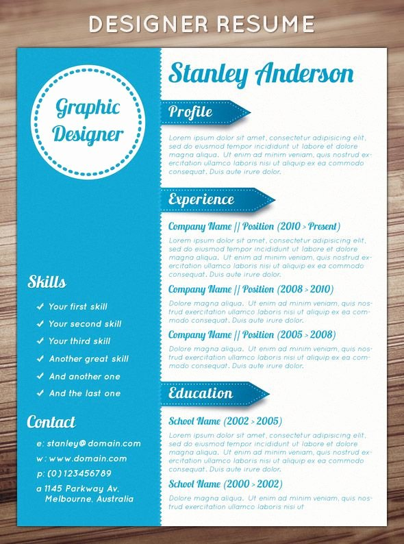 89 Best Graphic Arts Resume Design Images On Pinterest