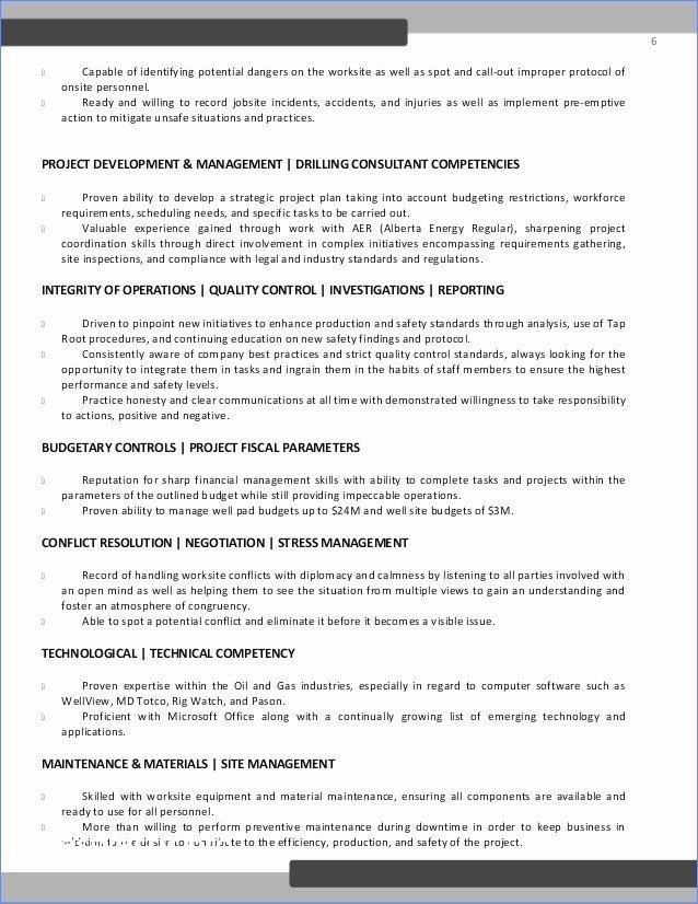 9 10 List Of Puter Programs for Resume