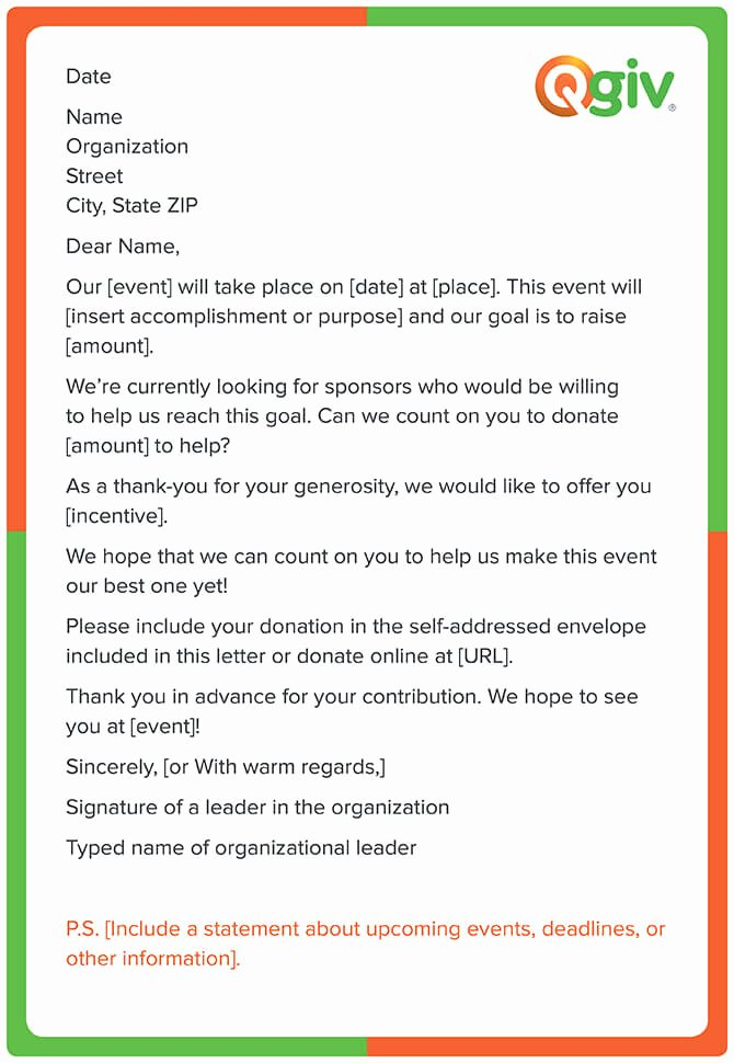 9 Awesome and Effective Fundraising Letter Templates