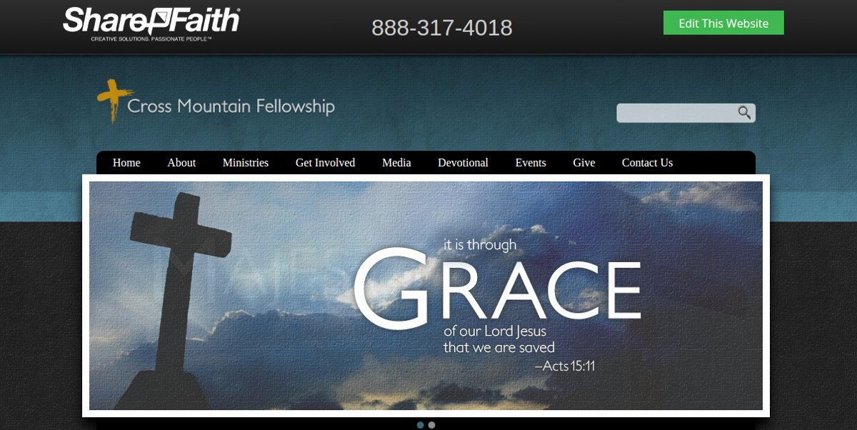 9 Beautiful Free Church Website themes & Templates