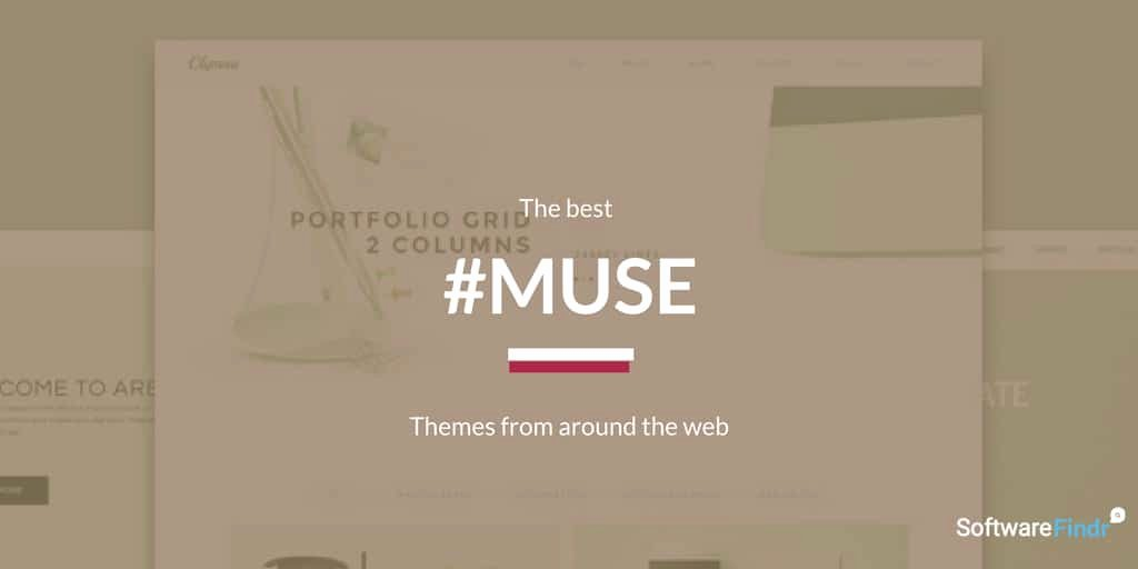9 Best Adobe Muse Responsive Templates 2018
