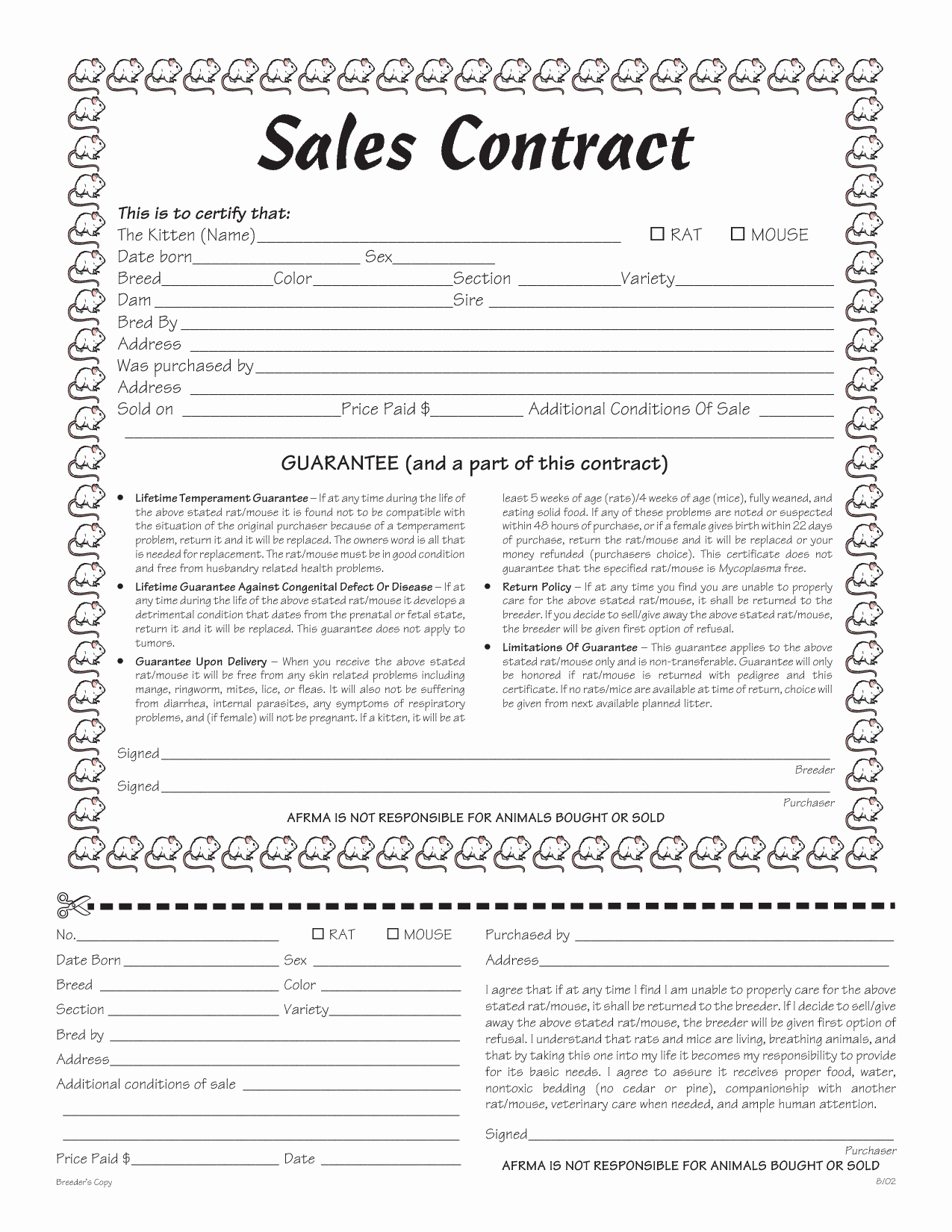 9 Best Of Equipment Sales Agreement Template