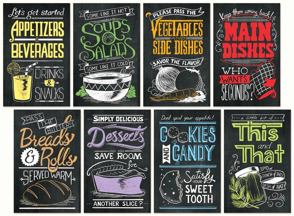 9 Best Of Printable Cookbook Dividers Stock Free
