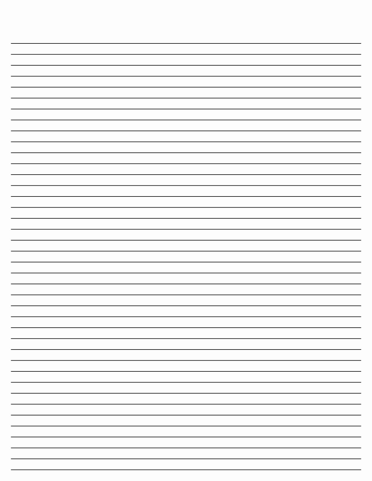 9 Best Of Printable Journal Paper with Lines Free