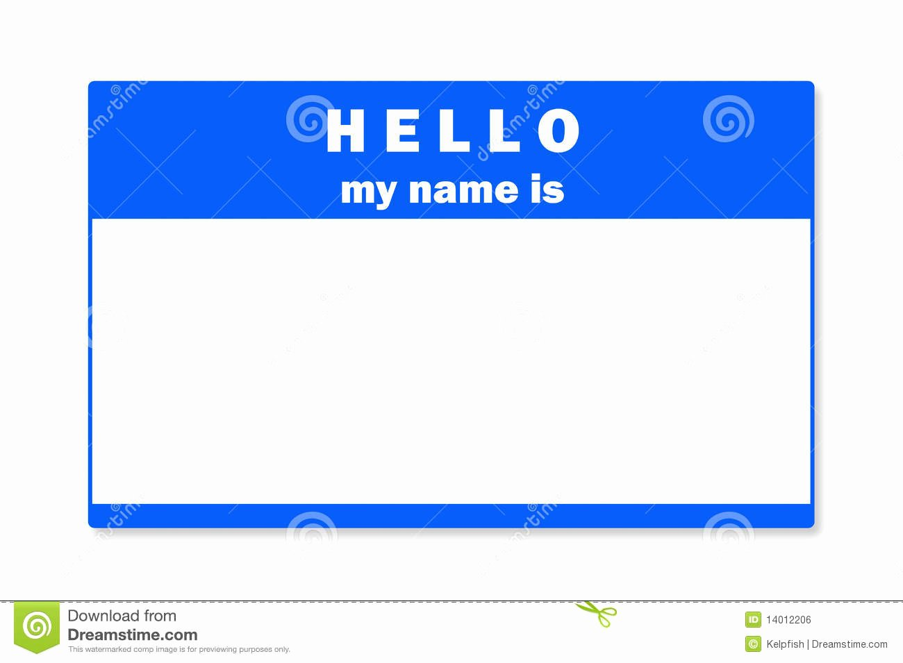 9 Best Of Printable Name Badge Designs Name