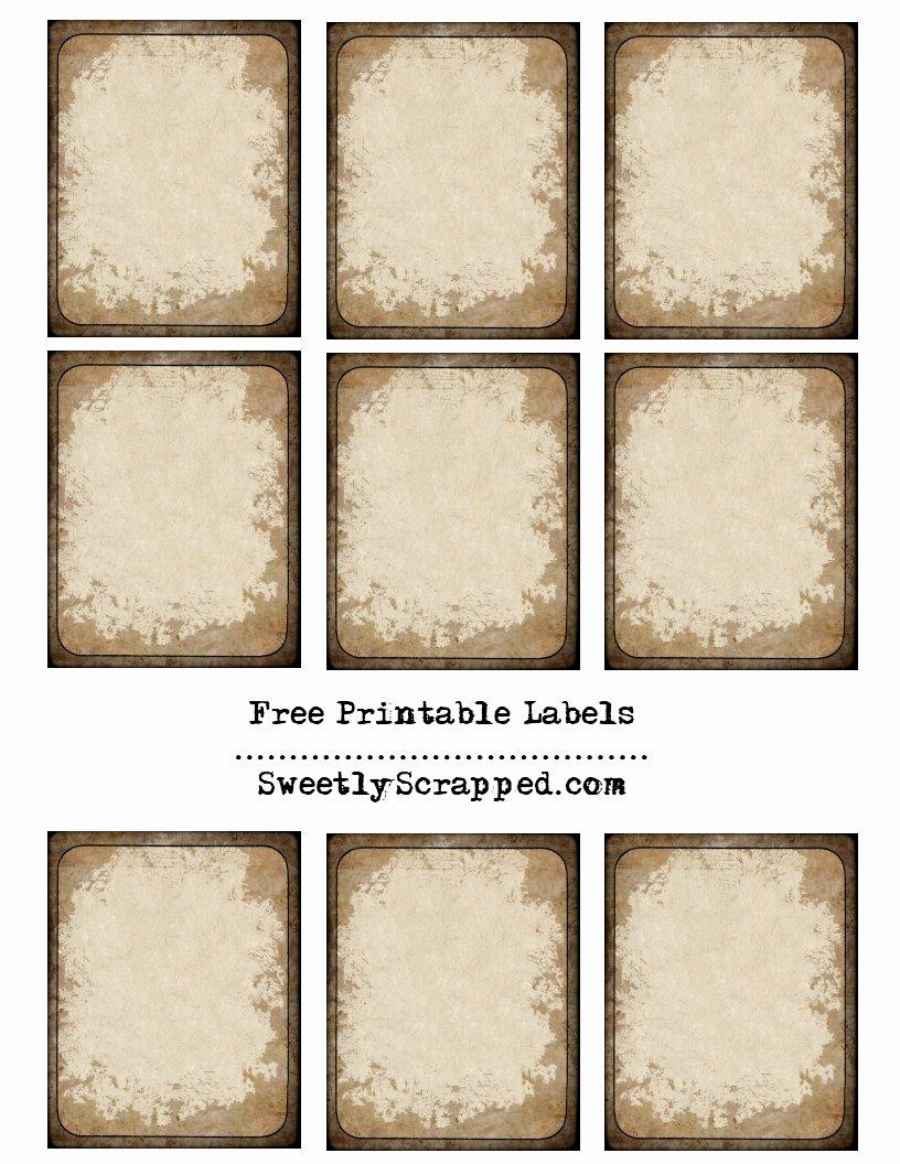 9 Best Of Vintage Book Labels Free Printable Free